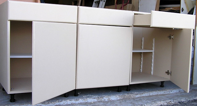 outdoor starboard cabinet | Flickr - Photo Sharing!