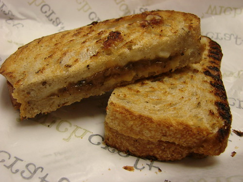 'wichcraft's grilled gruyere