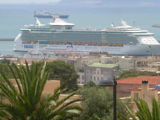 Al porto di Cagliari