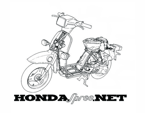 hondaspree net t-shirt design