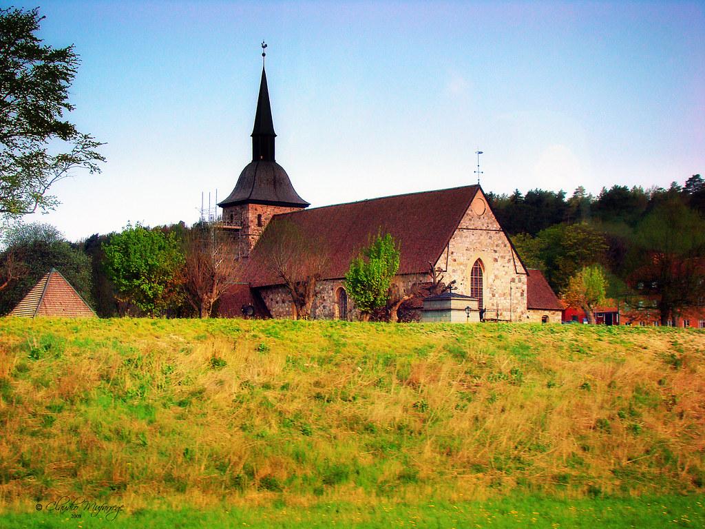 Sodertalje, Sweden 044 - Church/Iglesia
