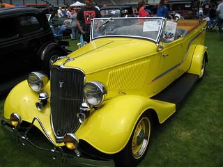 1933 Ford Roadster Utility