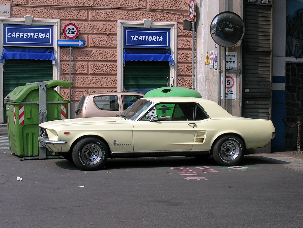 Ford mustang by maurizio boi