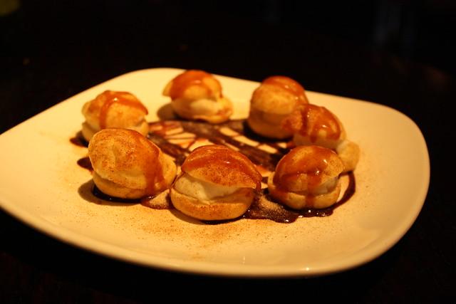 ... chocolate, spiced caramel, vanilla ice cream   Flickr - Photo Sharing