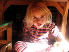 Debajo de la mesa