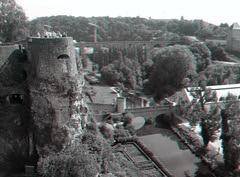 Festung Luxemburg, Bock-Felsen