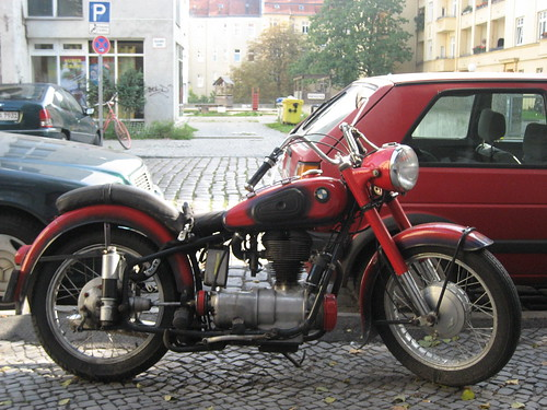 BMW R25 CHOPPER