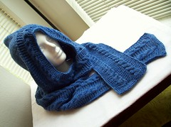 HeelHead Hooded Scarf