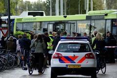 Ongeval tram/bus