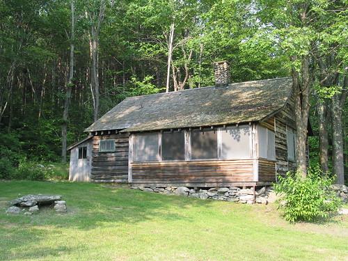 Robert Frost Cabin