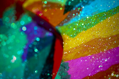 Color, Glitter and Bokeh