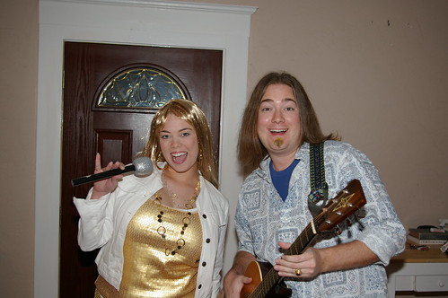 Hannah Montana & Billy Ray Cyrus by Perfectance
