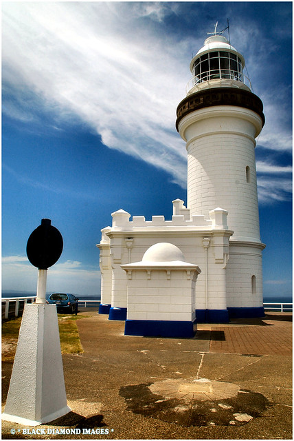 Cape Byron Lighthouse - Byron Bay