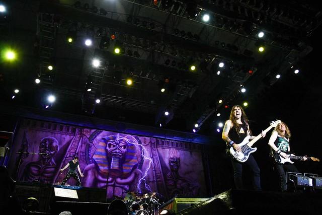 Iron Maiden en Costa Rica