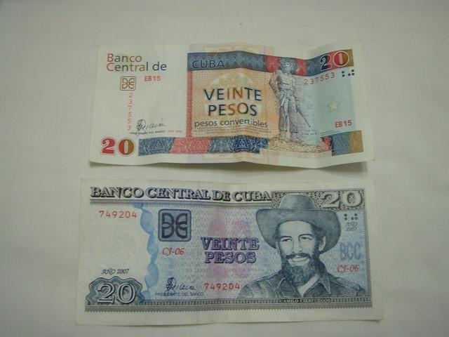 Peso vs Peso
