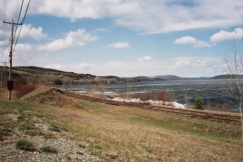 canada newbrunswick 1990 thaw 10millionphotos springfreshet