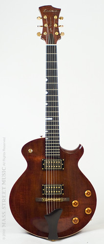 Eastman Travel Guitar Review