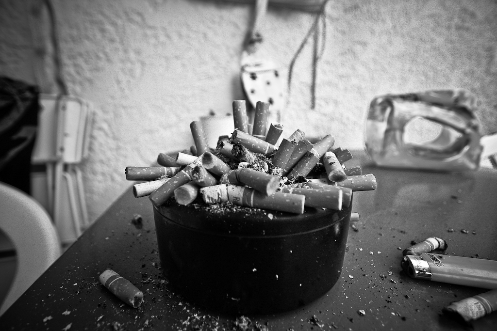 I quit smoking 8 years ago