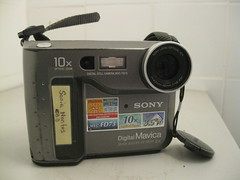 Sony Cybershot MVC-FD73 by Mr.FoxTalbot