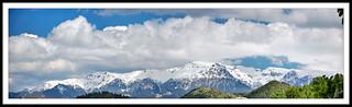 Bucegi - mystic panorama