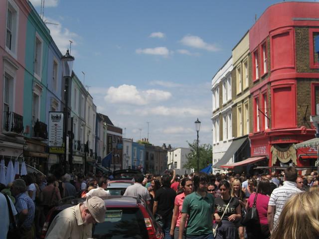Portobello Road Markets