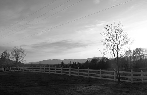 pictures new morning light england blackandwhite bw sun white mountain black field digital sunrise fence photography hotel photo nikon view picture newengland newhampshire grand nh hampshire hills mount pasture photograph views d200 whitefield greken1
