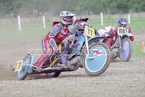 Trevor & Ronnie Steward 500cc SC 2