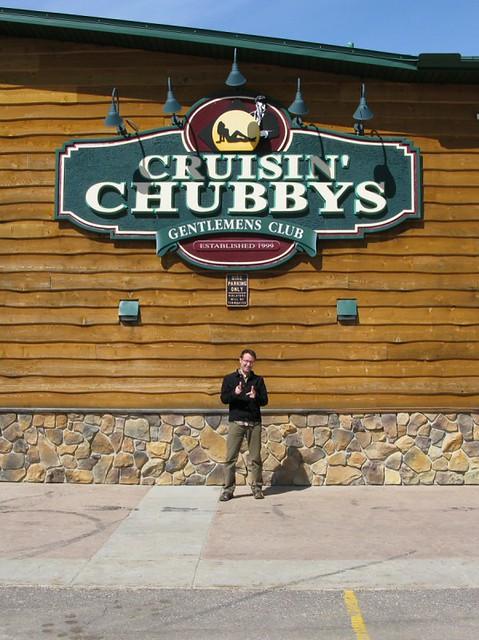 Chubbys gentelmans club apologise