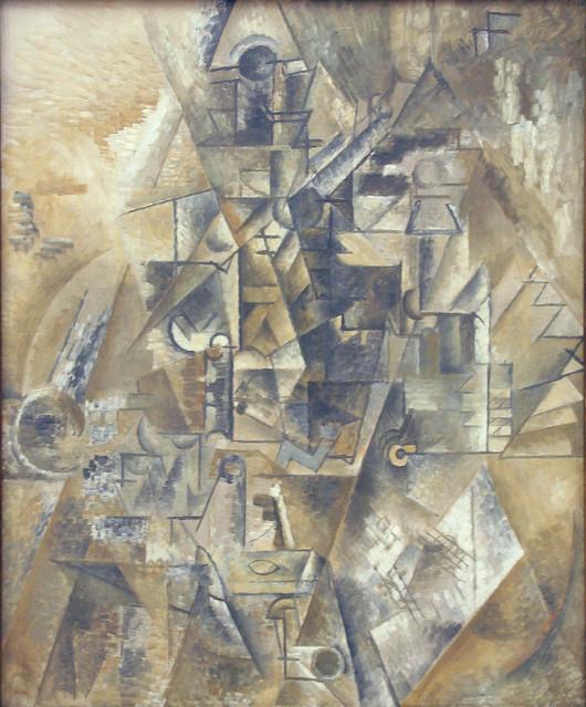 Pablo Picasso - Clarinet