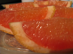 fish(0.0), plant(0.0), smoked salmon(0.0), grapefruit(1.0), citrus(1.0), produce(1.0), fruit(1.0), food(1.0),