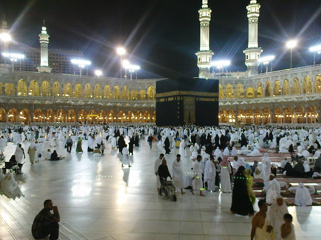 Baitullah Sharif... The Holy Ka'bah in Makkah