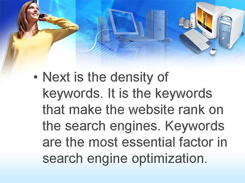 When It Comes To Search Engine Optimization, We're The Font Of Knowledge You Need