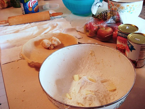 Pie-Making 101 - the dough by CaptPiper