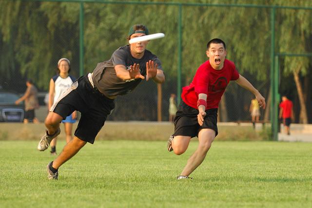 ultimate frisbee layout - photo #17