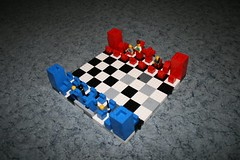 play(0.0), english draughts(0.0), recreation(0.0), chessboard(1.0), indoor games and sports(1.0), sports(1.0), red(1.0), tabletop game(1.0), games(1.0), chess(1.0), blue(1.0), board game(1.0), toy(1.0),