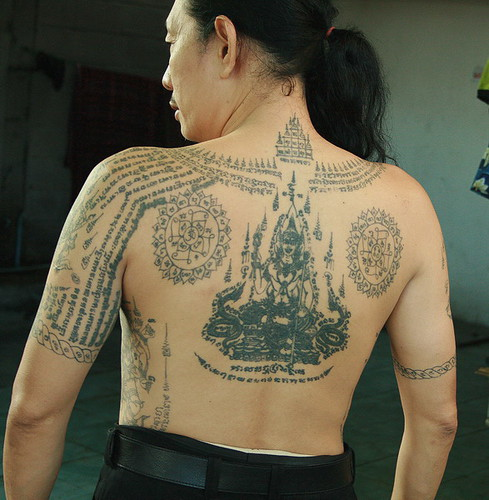 Tibetan Tattoo: Explore The Foreign Photographer