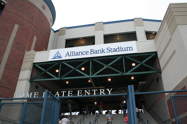 Home Plate Entry