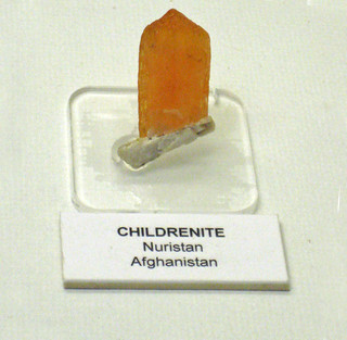Childrenite