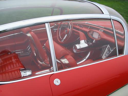 Concours d'Elegance, 2008. Buick Interior