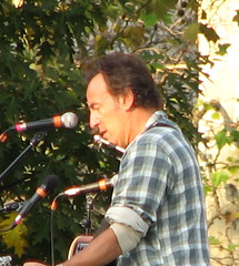 Bruce Springsteen for Obama on the Parkway