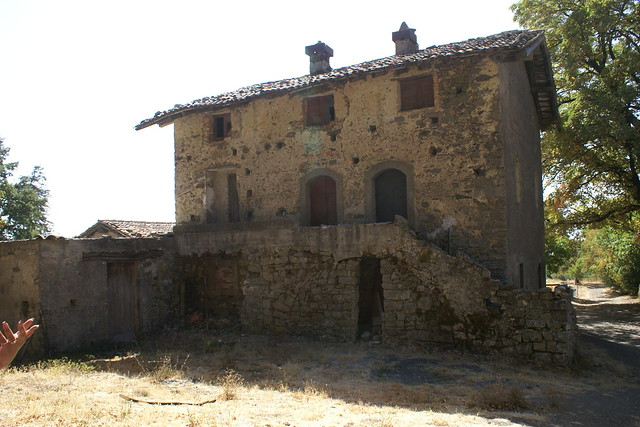 Old italian house just one of many run down houses for 1 homes in italy