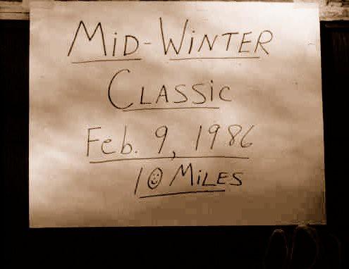 Mid Winter Classic 9 Feb 1986