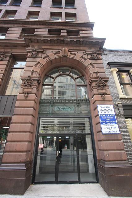 Railway Exchange Building