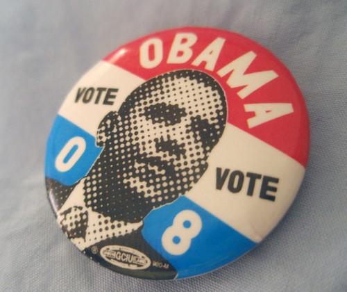 Vote Obama 08