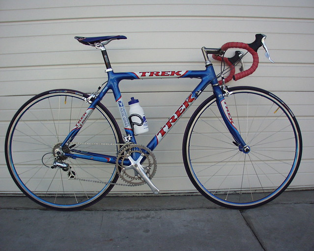 Carbon Fiber Bike >> Trek 5600 1999 Lance Tour de France Bike | Flickr - Photo Sharing!