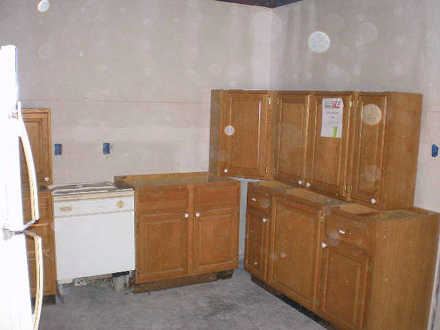 20081122 basement kitchen cabinets flickr photo sharing
