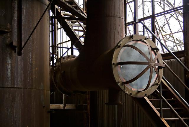 Coke Plant - Troy, NY - 08, Nov - 01