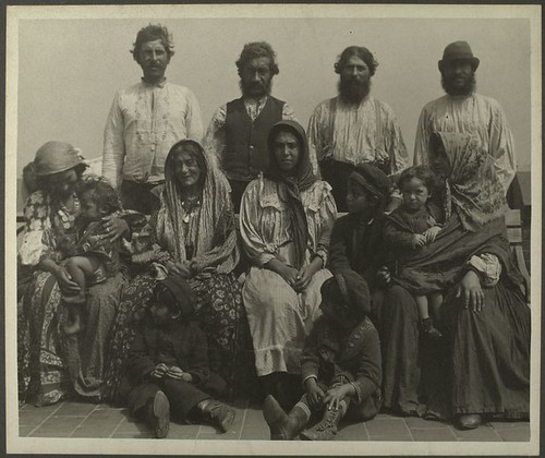 [Serbian Gypsies.]