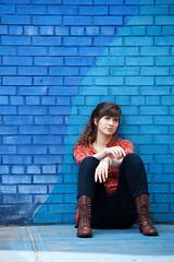 Leah Heidelmeier - The Blue Wall (Critique)