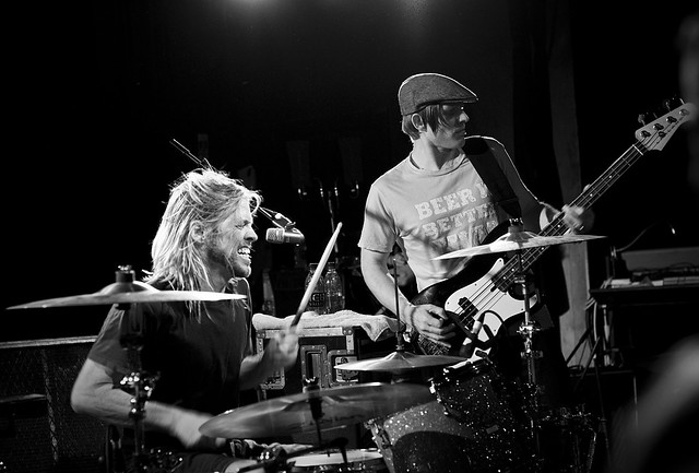 Taylor Hawkins & The Coattail Riders @ Scala